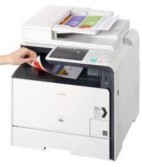 Máy in Laser màu Đa chức năng MF8580Cdw (in A4 không dây, tự động đảo mặt, quét ảnh, photo, fax)