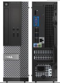Máy PC Dell OPTIPLEX™ 3020SFF Ram :4GB DDR3