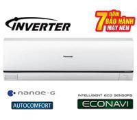 ĐIỀU HÒA PANASONIC 2 CHIỀU, INVERTER E12RKH-8, 12.000BTU