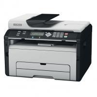 Máy in RICOH Laser đen trắng đa chức năng SP203SFN (In, Copy, Scan,Fax)