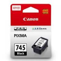Mực in Phun màu Canon PG 745 Black - Mực Đen - Dùng cho máy Canon MG 2470/ MG 2570/ MG 2571
