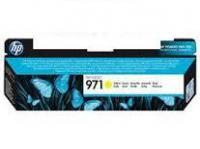 Mực in Phun màu HP 971 (CN624AA) Yellow - Màu vàng - dùng cho máy HP X451DW / X476DW / X551DW/ X576DW