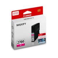 Mực in Phun mầu Canon 2700M (Magenta) - Màu đỏ - Dùng cho Canon Maxify iB4070/ MB5370/ MB5070