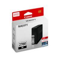 Mực in Phun mầu Canon 2700BK (Black) - Màu đen - Dùng cho Canon Maxify iB4070/ MB5370/ MB5070