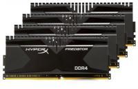 RAM Kingston HyperX Predator Series 16GB (4x4GB) DDR4 Bus 2133Mhz – (HX421C13PBK4/16)