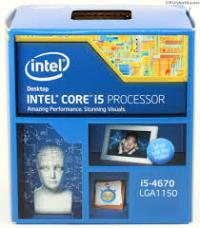 Intel Core i5 – 4670K Box -3.4Ghz