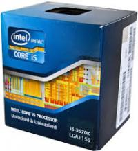 Intel Core i5-3550 - 3.3GHz