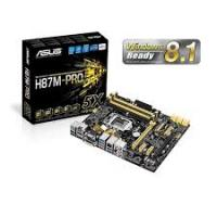 MAINBOARD ASUS H87M-PRO