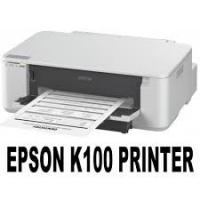 Máy in Phun đen trắng Epson K100-đảo giấy-in mạng