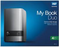 Ổ cứng di động WD My Book 3.5 inch 4TB USB 3.0 WDBFJK0040HBK