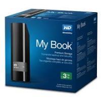 Ổ cứng di động WD My Book 3.5 inch 3TB USB 3.0