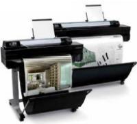 Máy in Phun màu Khổ lớn HP Designjet T520 36-in ePrinter A0