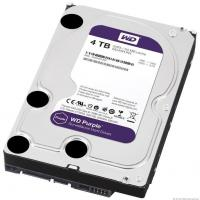 Ổ cứng WD HDD Purple 4TB 3.5 SATA 3- 64MB Cache- IntelliPower