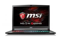 Laptop MSI GE73VR 7RF Raider (GeForce GTX 1070, 8GB GDDR5)