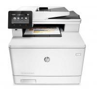 Máy in Laser màu đa chức năng HP Color LaserJet Pro MFP M477FDN