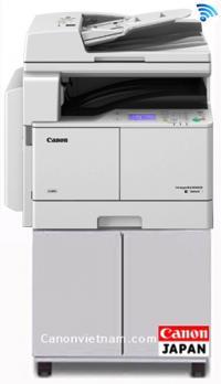 Máy Photocopy Canon IR-2204N+DADF (In,Copy và Scan màu)