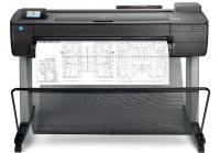 Máy in HP Designjet T730 36in- F9A29B - Khổ A0