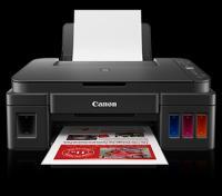 Máy in phun màu Canon PIXMA G3010 (in wifi, Scan, Copy) sử dụng mực liên tục chính hãng từ Canon