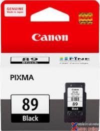 Mực in Phun màu Canon PG89 (Black) - Mực đen - Dùng cho máy Canon E560